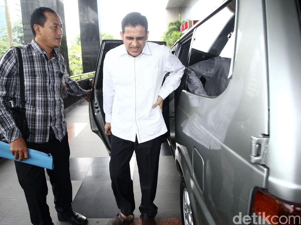 Soal Usulan Asimilasi Nazaruddin, KPK Tunggu Surat Ditjen PAS