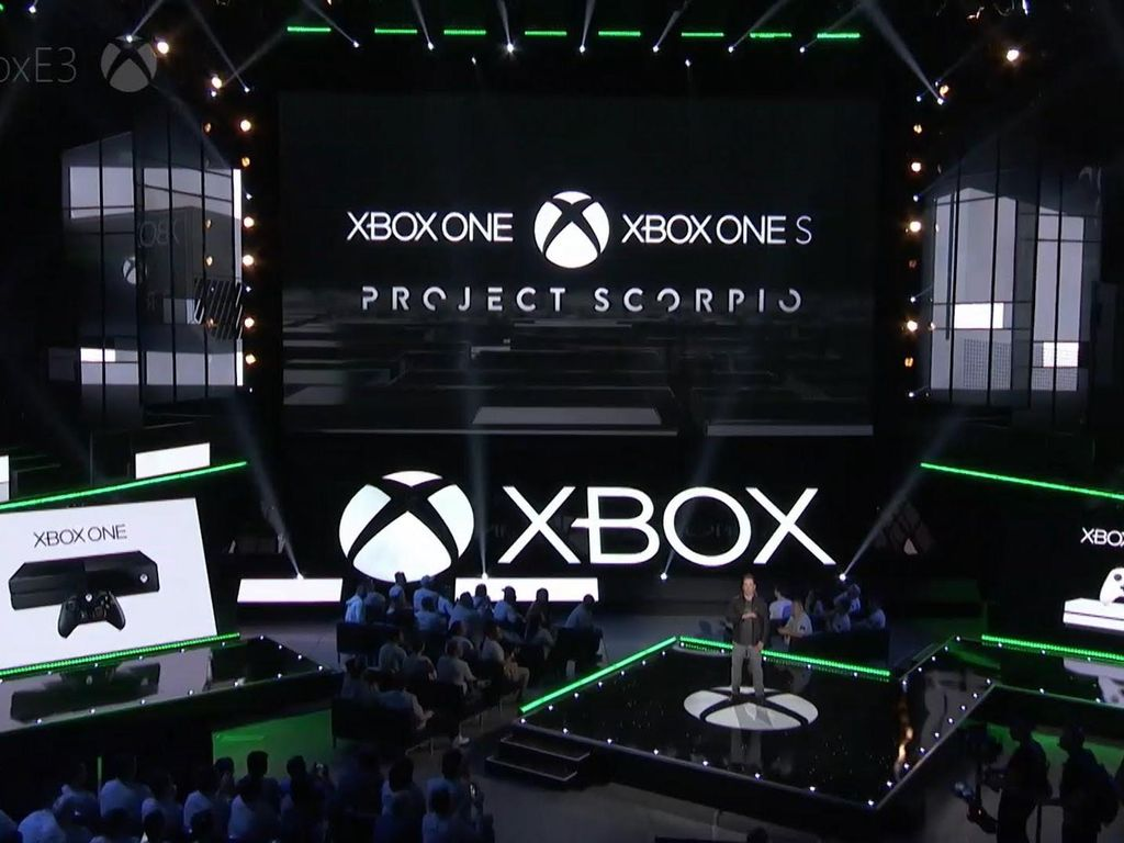 Resmi Diumbar, Konsol 4K Xbox One Rilis Tahun 2017