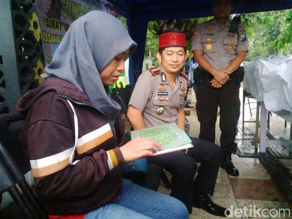 Usai Diperiksa Mabes Polri, AKBP Takdir Tinggalkan Kursi Kapolres Tanjung Perak