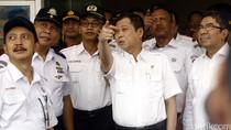 Jonan Tinjau Kesiapan Pelabuhan Tanjung Priok