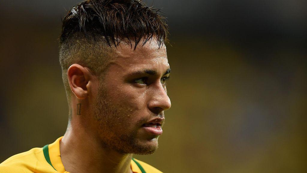 Macam-Macam Gaya Rambut Neymar