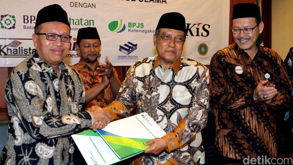 BPJS Ketenagakerjaan Jalin Kerjasama dengan PBNU