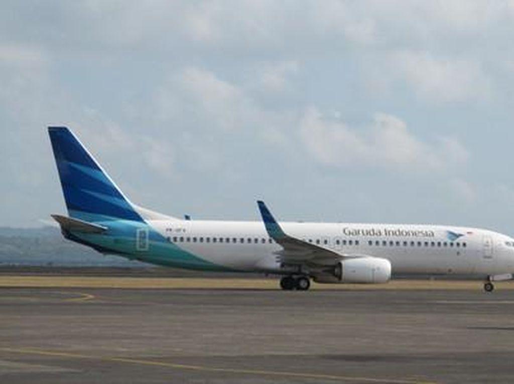 Bos Baru Garuda Indonesia Mau Buka Penerbangan dari Halim