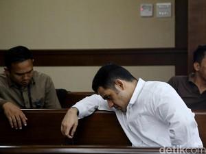 Nazar Bicara Lagi soal Pengarahan Saksi Hambalang di Cipinang