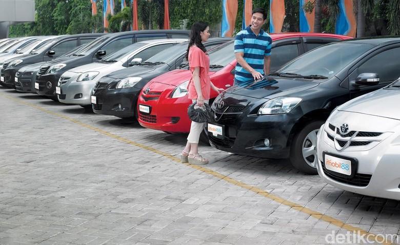 Banyak yang Buru Jelang Lebaran, Mobil Bekas Diprediksi Laris