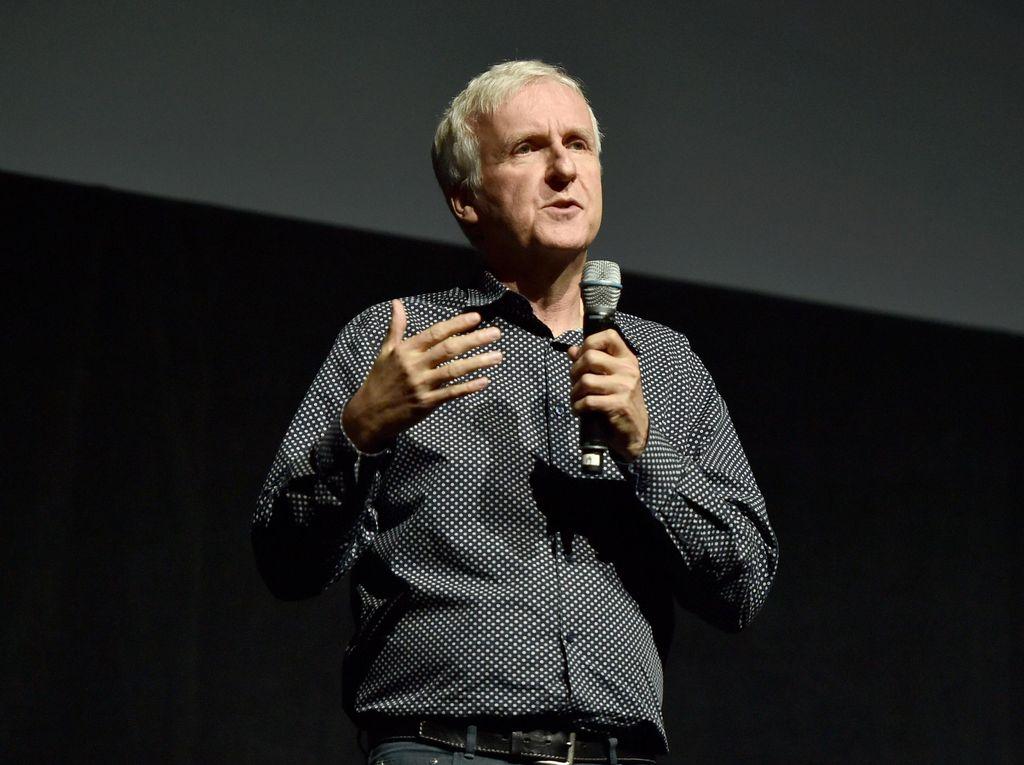 James Cameron Berselisih Proses Kreatif Terminator: Dark Fate