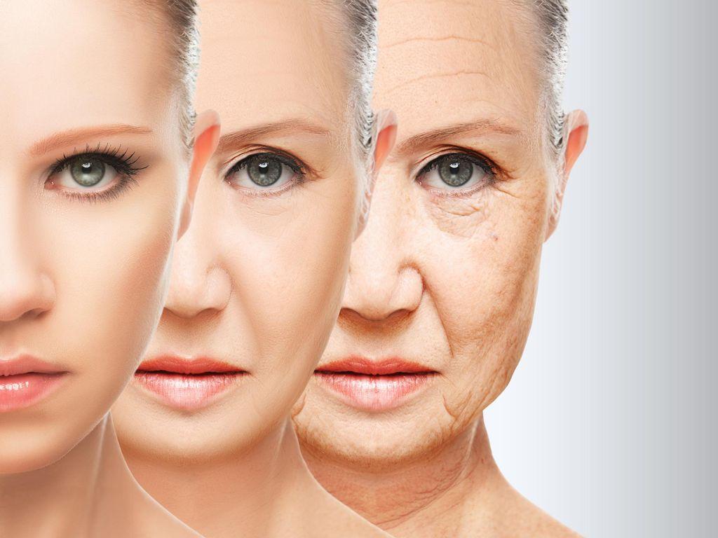 Waspada! 6 Bagian Tubuh yang Paling Cepat Menunjukkan Tanda Penuaan