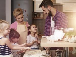 Ini Pentingnya Mengajarkan Gaya Hidup Sehat pada Anak Sejak Dini