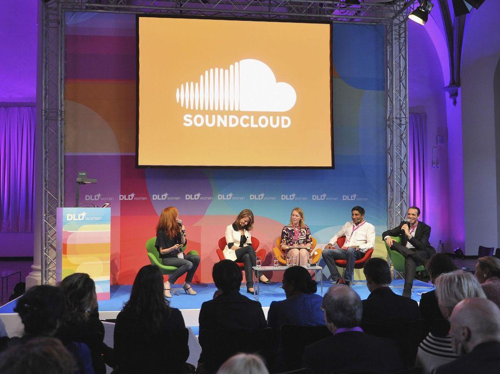 Google Habiskan Rp 6,6 Triliun Demi Soundcloud