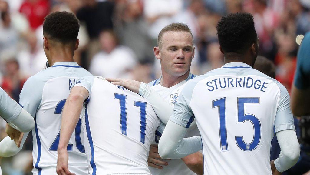 Rooney Pensiun dari Timnas, Pogba: Dia Akan Dirindukan