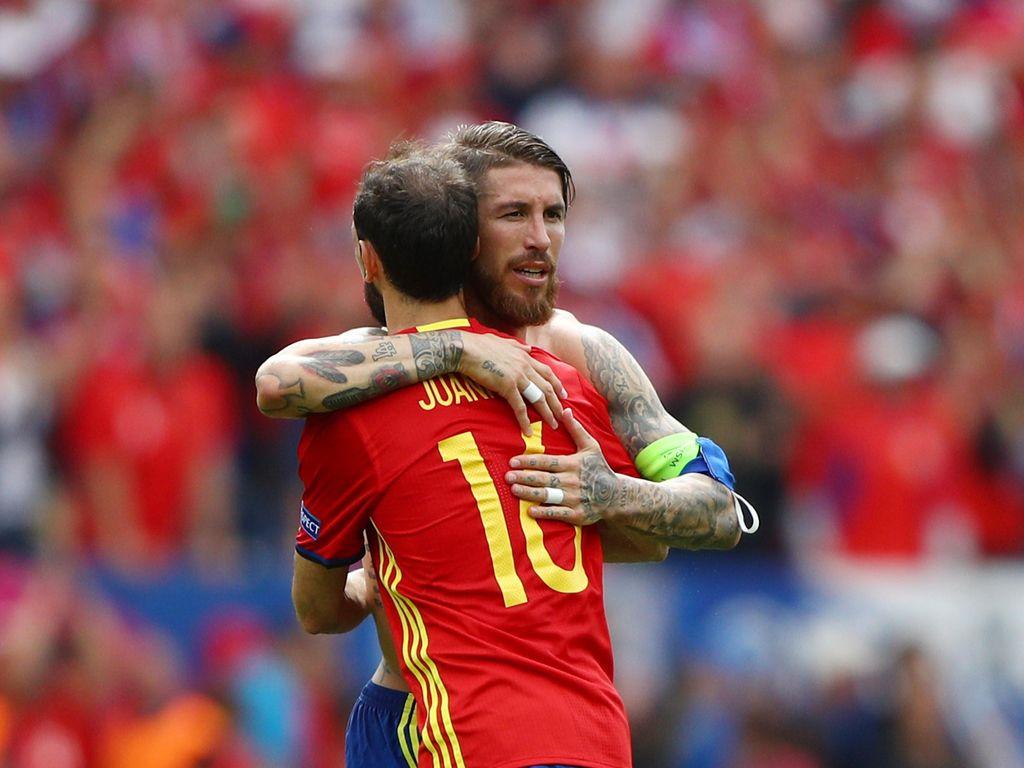 Juanfran: Hubunganku dengan Ramos Baik-baik Saja