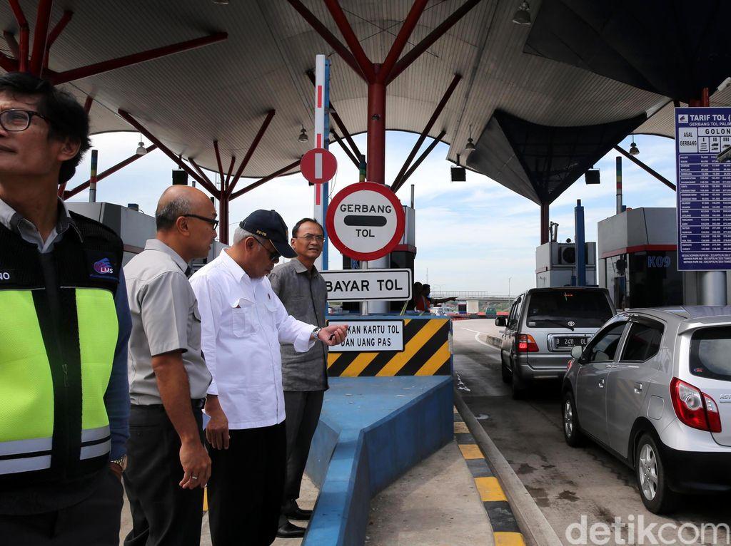 Menteri Basuki Cek Kesiapan Tol Cipali