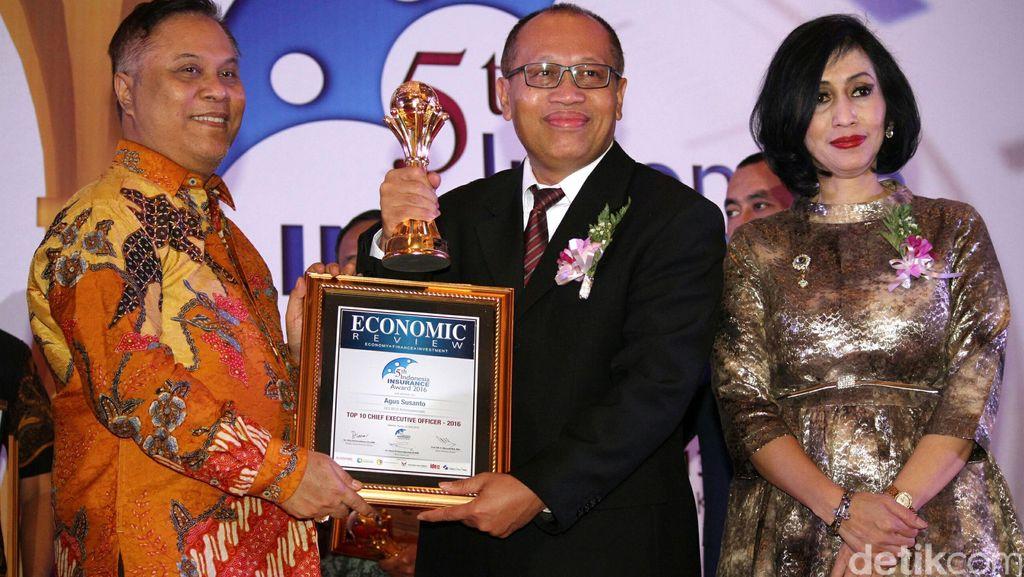 BPJS Ketenagakerjaan Raih Indonesia Insurance Award