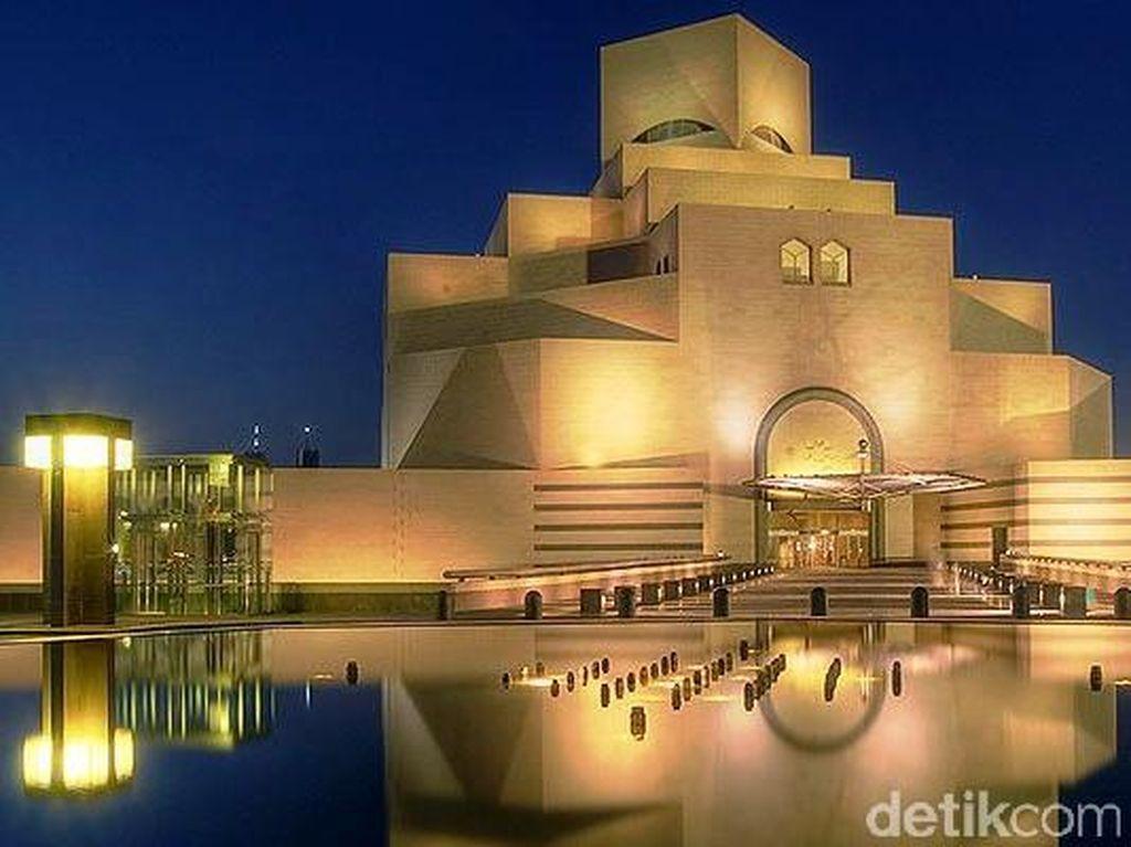 Qatar Punya Museum Islam Terbaik Sedunia