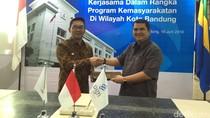 PGN Perluas Penyaluran BBG di Bandung