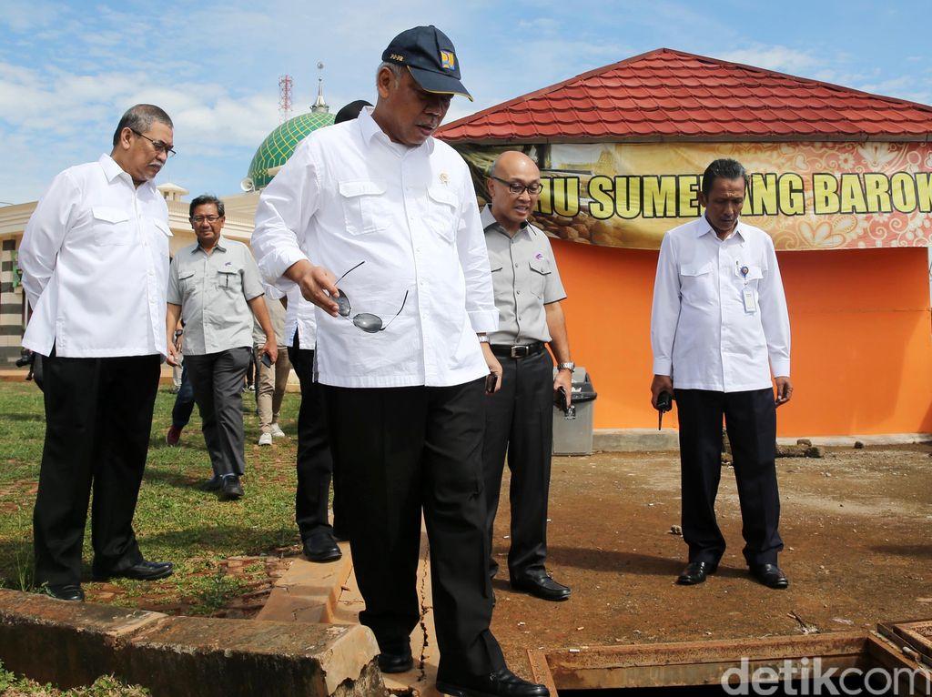 Menteri PUPR Targetkan Jalan Tol Sepanjang 1.000 Km Rampung dalam 5 Tahun