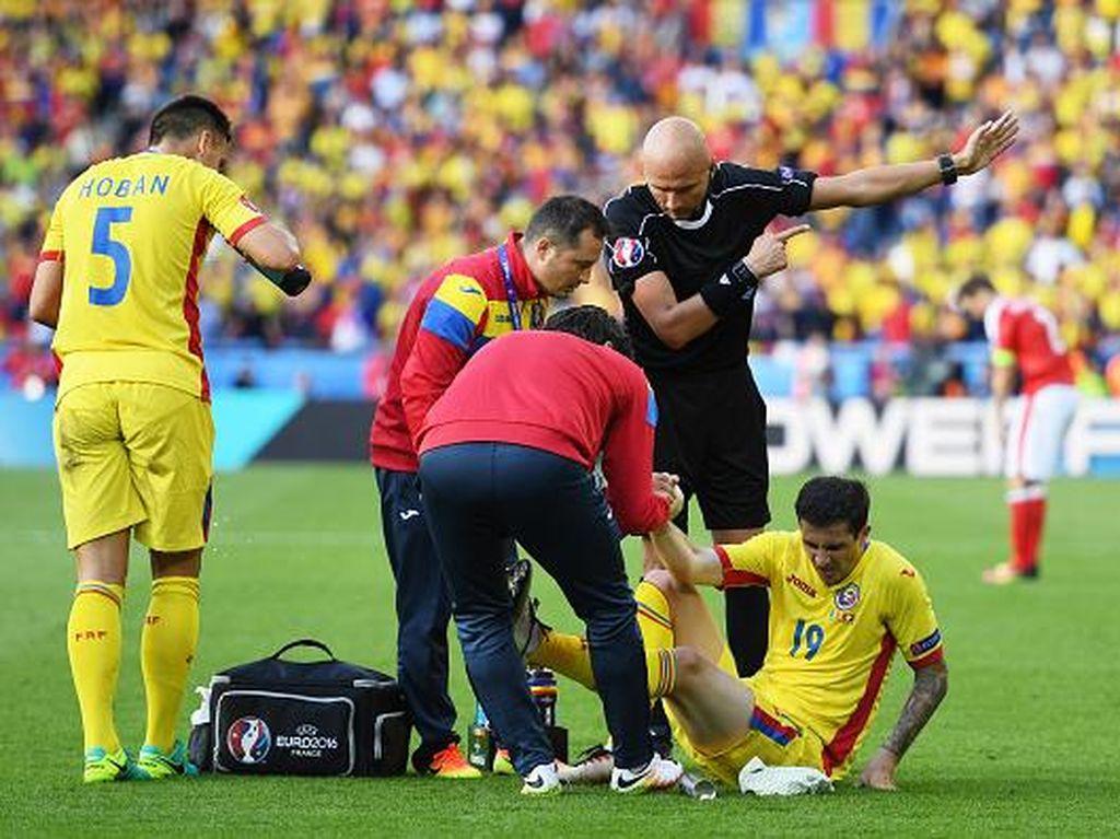 Rumania Dipusingkan Masalah Cedera Pemain