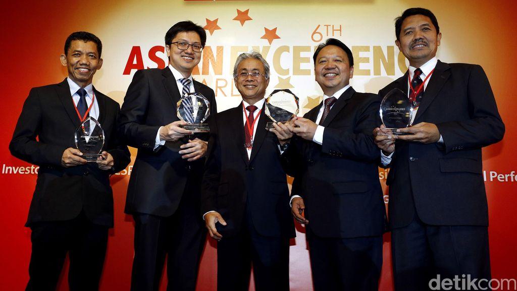 Pertamina Borong Empat Penghargaan di Hong Kong
