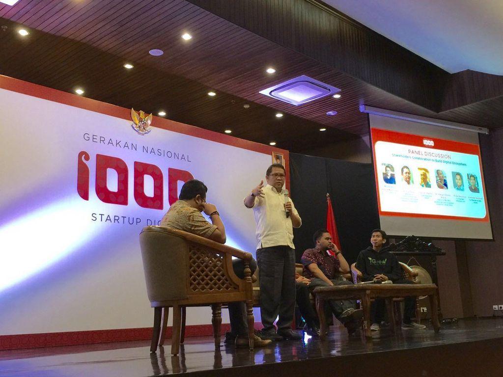 Dicari, 1.000 Startup Kreatif dan Inovatif!