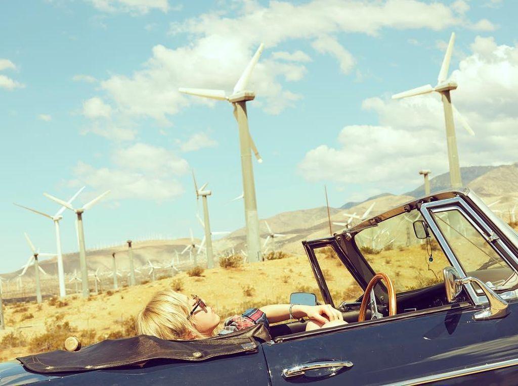 Nggak Sabar Menunggu Album Solo Terbaru Taeyeon SNSD!