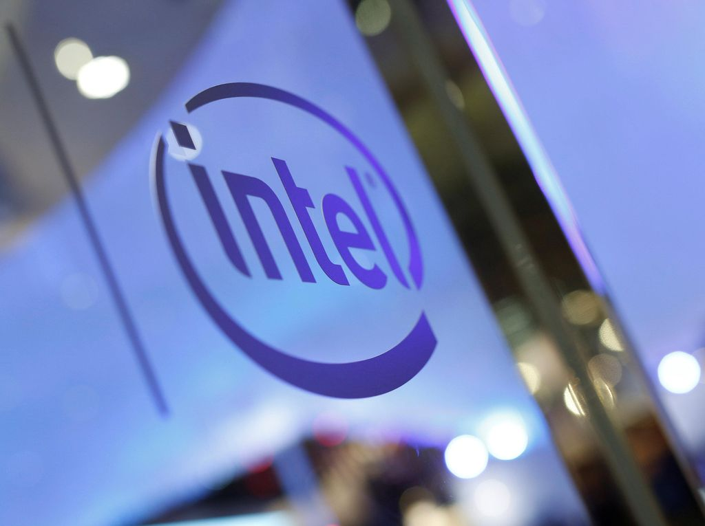 Intel Pamer Chip Grafis Raksasa