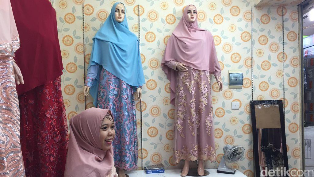 Busana Muslim Syari Jadi Primadona di Tanah Abang & Thamrin City