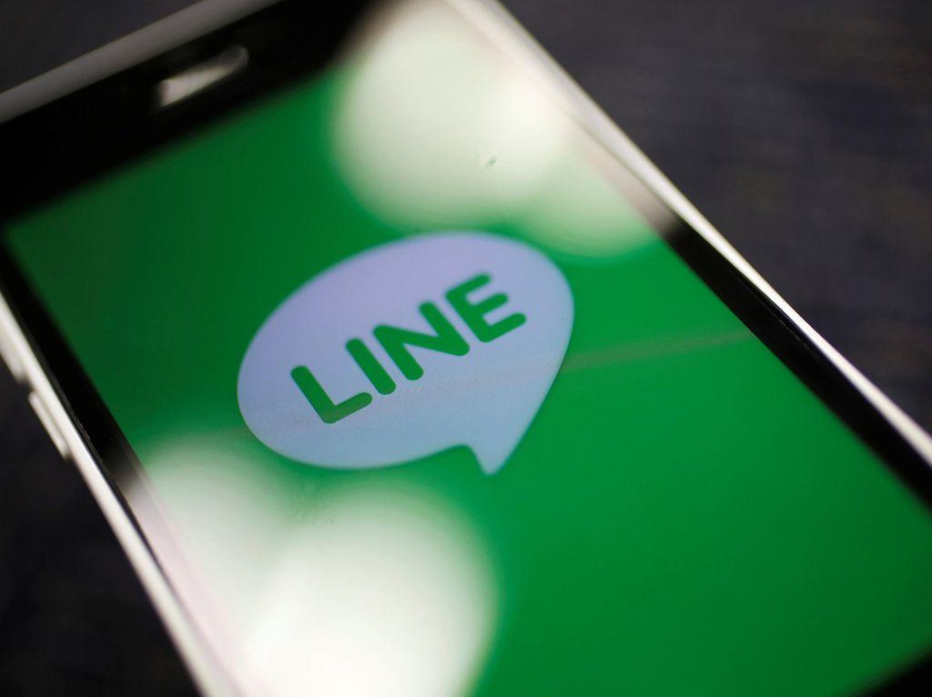 Line Ramaikan Pasar Mata Uang Digital