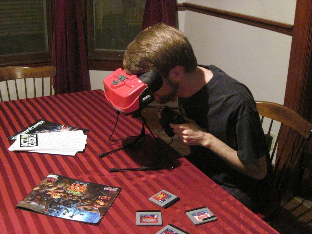 Ini Alasan Nintendo Belum Tertarik Virtual Reality