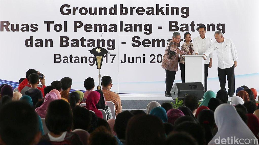 Tol Batang-Semarang Bisa untuk Mudik 2017