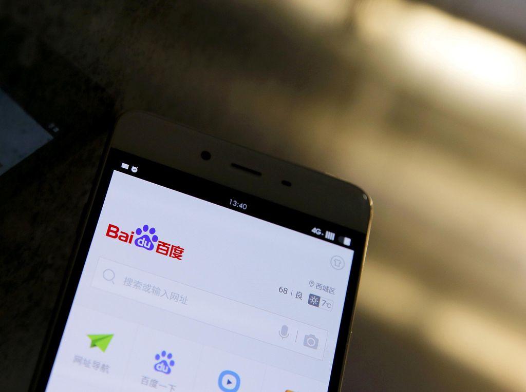 Baidu Mau Beli Raksasa Streaming China Rp 50 T