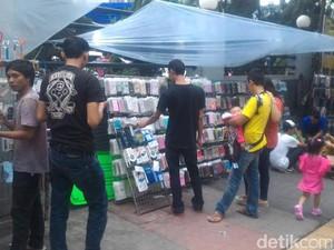 Halau PKL Musiman Bulan Puasa di Bandung, Petugas Satpol PP Disebar