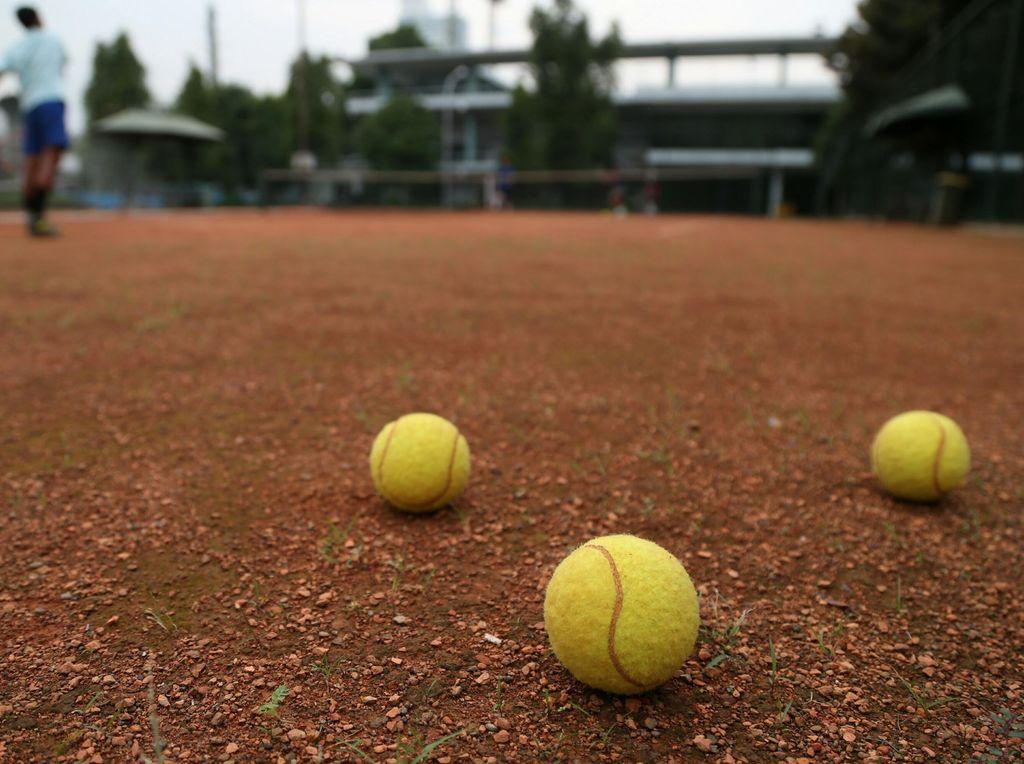 PR Tim Tenis Indonesia untuk SEA Games 2017
