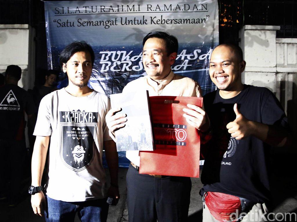 Wagub Djarot Buka Bersama Pewarta Foto Indonesia