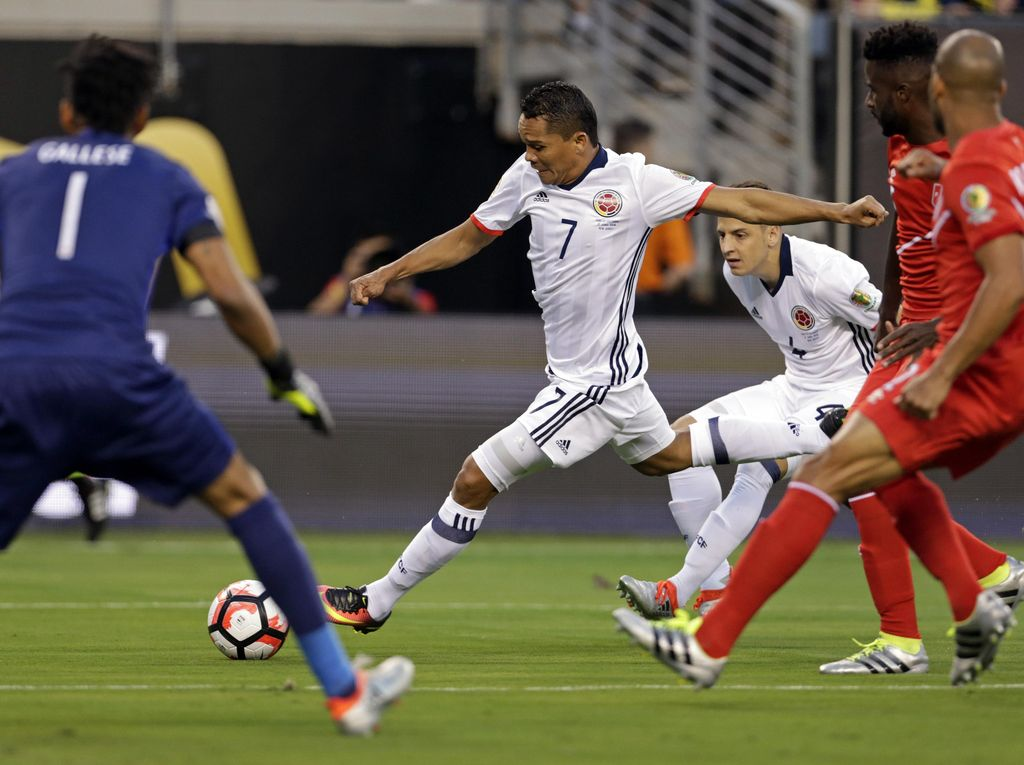 Kolombia ke Semifinal Usai Singkirkan Peru lewat Adu Penalti