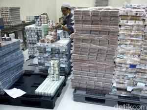 DPR Usul BI Cetak Uang Rp 600 T, Mbok Ya Ingat Kisah Buruk Zimbabwe