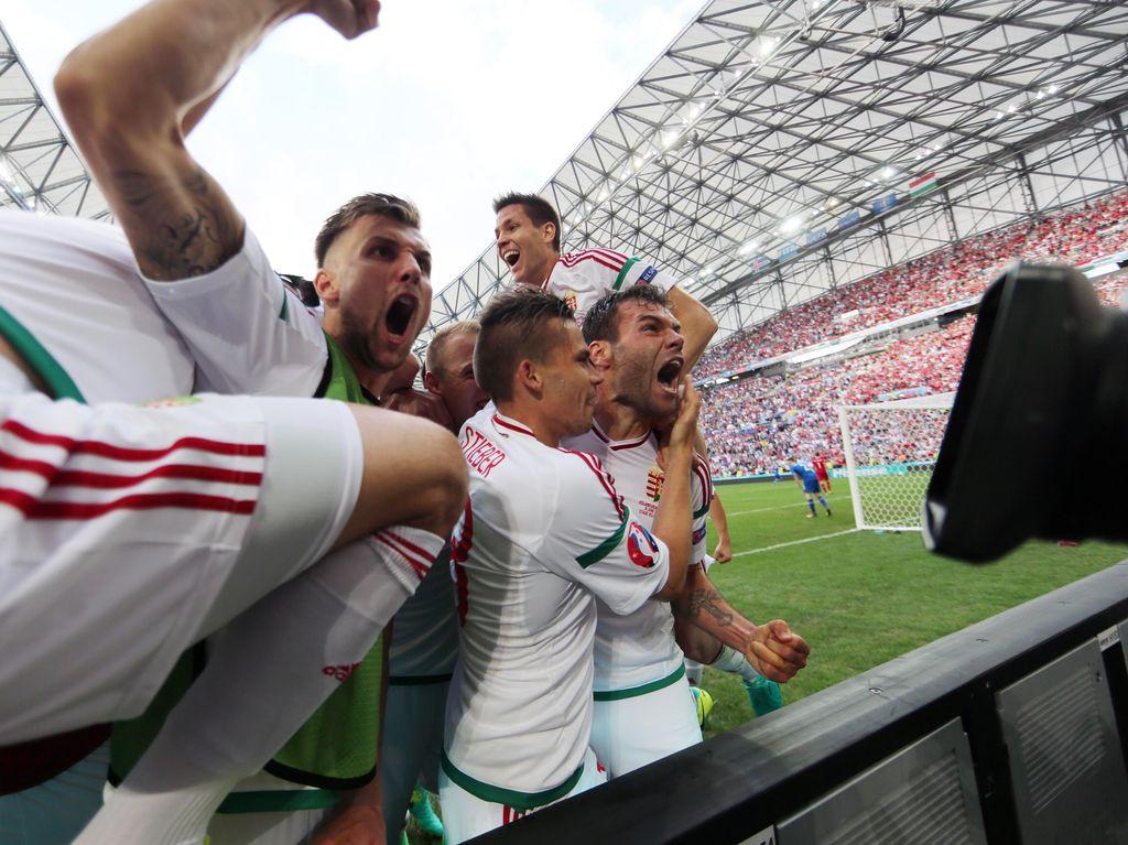 Semangat Pantang Menyerah yang Lahirkan Keberuntungan buat Hongaria