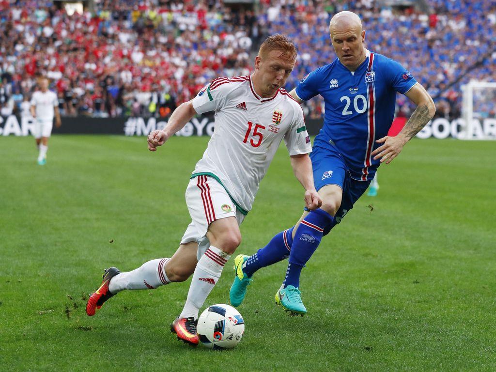 Tentang Hasil Seri Islandia versus Hongaria