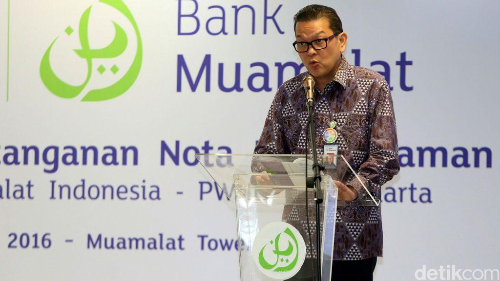 Bank Muamalat dan Rencana Cari Tambahan Modal