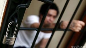 Sempat Bertemu Keluarga, 4 Tahanan BNN Bali yang Kabur Ditangkap
