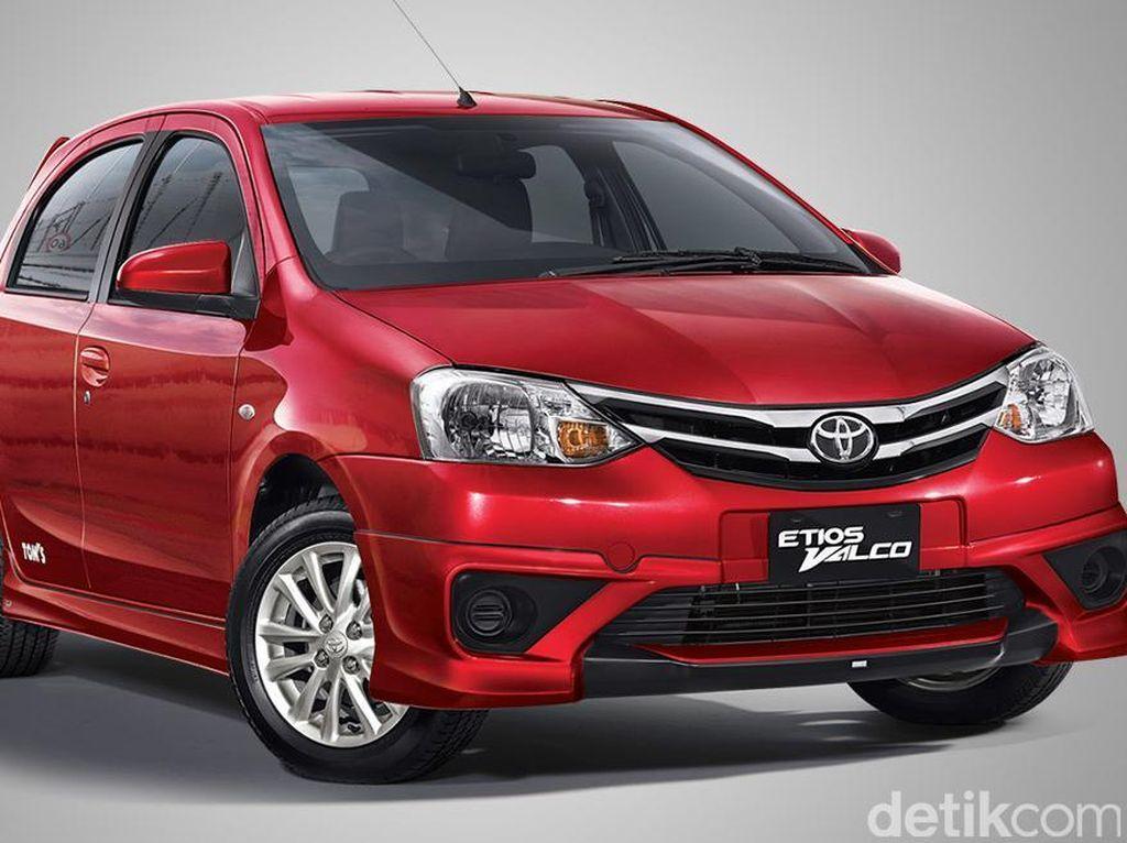 Toyota Etios Tergerus Agya 1.2 L?