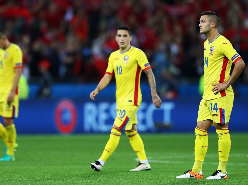 Rumania Menyesal Tak Mampu Pecahkan Kebuntuan