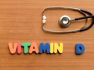Kebutuhan Vitamin D Per Hari dan Daftar Makanannya