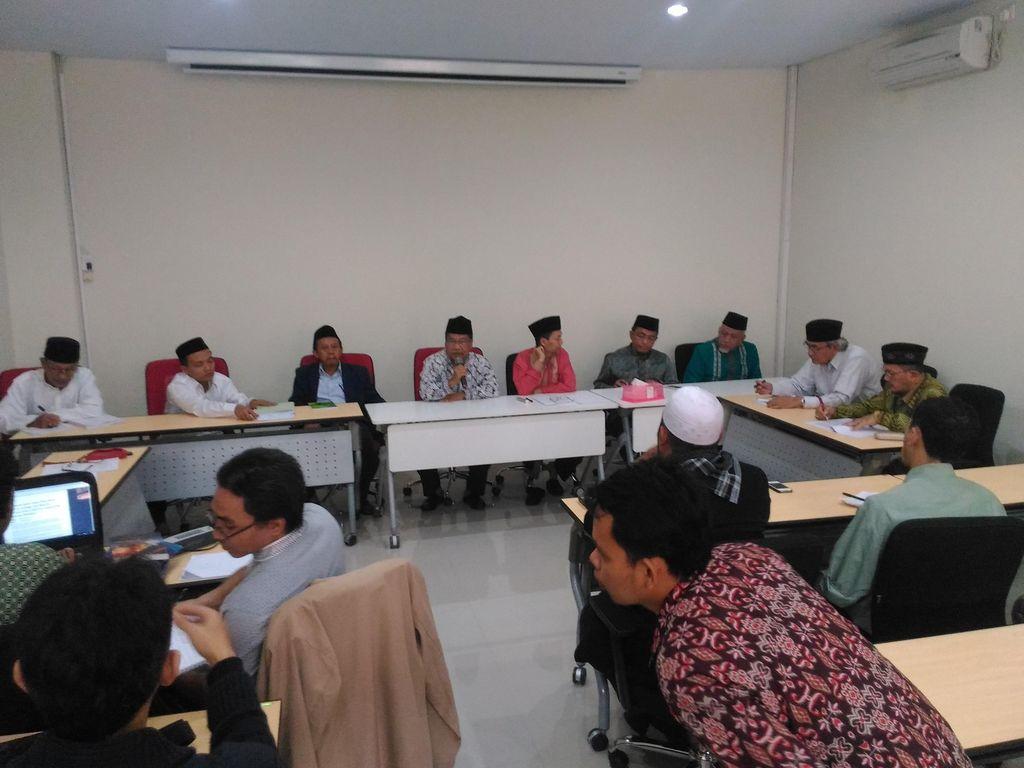 Eks Anggota Lembaga Bela Diri Ngadu ke MUI Jabar, Sebut Ajaran Pemimpin Sesat