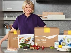 Tampak Cantik dan Bugar di Usia 75 Tahun, Ini Rahasia Martha Stewart