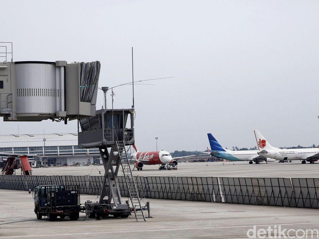 Kemenhub: RI Tunggu Surat Resmi Category 1 FAA via Kedubes AS Jakarta