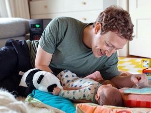 Cuti Ayah Seperti Dilakukan Mark Zuckerberg Banyak Manfaatnya, Lho