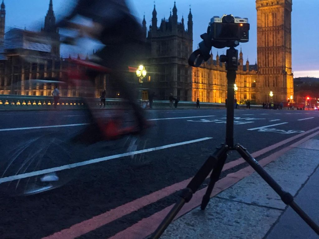 Pengalaman Menenteng Si Cerdas Fujifilm X-T10 ke London