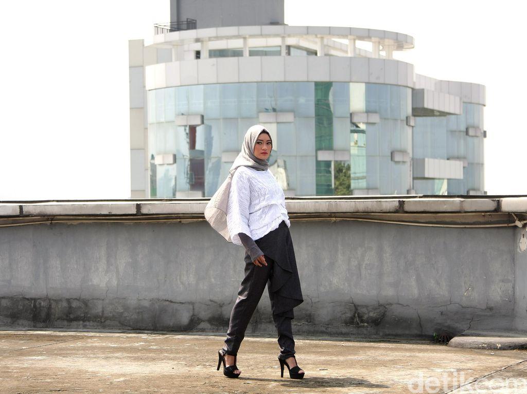 Adinda Meitha, Juara 3 Hijab Hunt 2016 yang Dedikasikan Diri Jadi Guru SLB