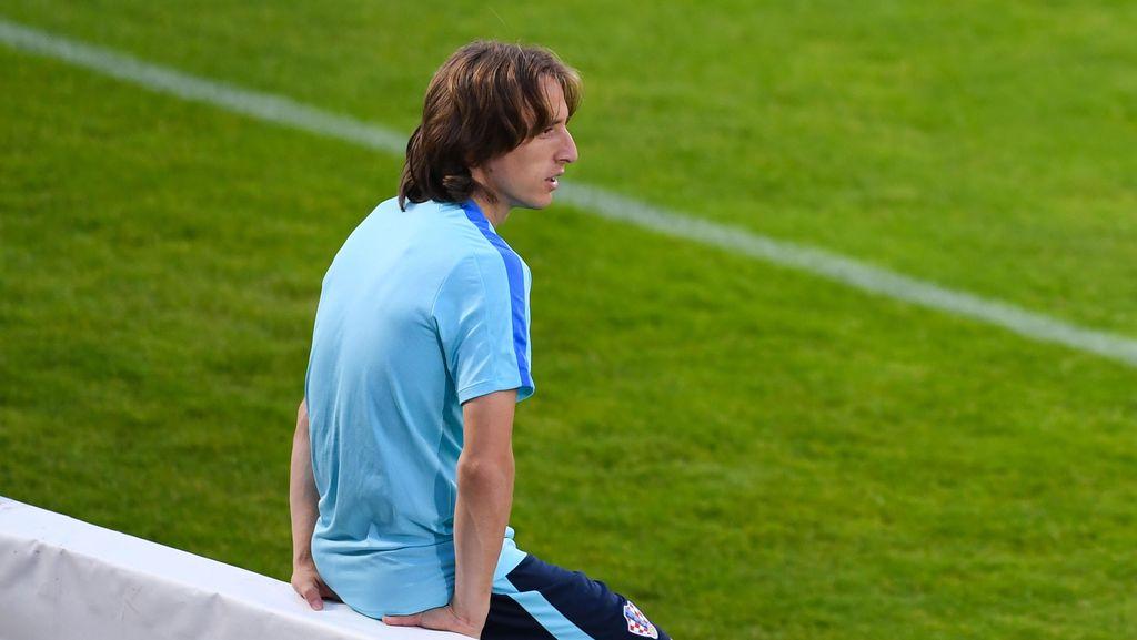 Kroasia Mungkin Tanpa Modric Hadapi Spanyol