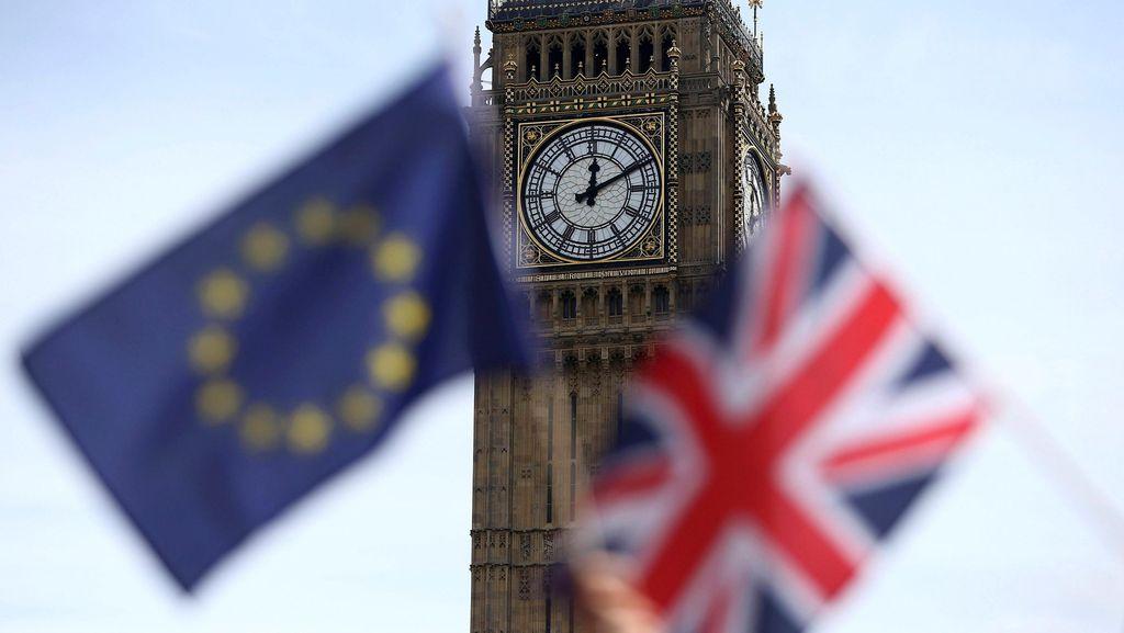 Hari Ini Publik Inggris Tentukan Pilihan Tetap Gabung Uni Eropa atau Tidak
